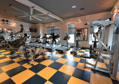 Workout Facility University Edge