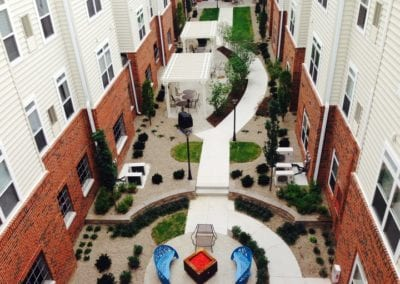 Courtyard at University Edge