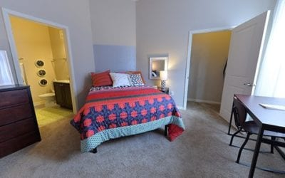 Your Own Private Bedroom and Bathroom