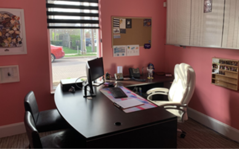 Office Update!